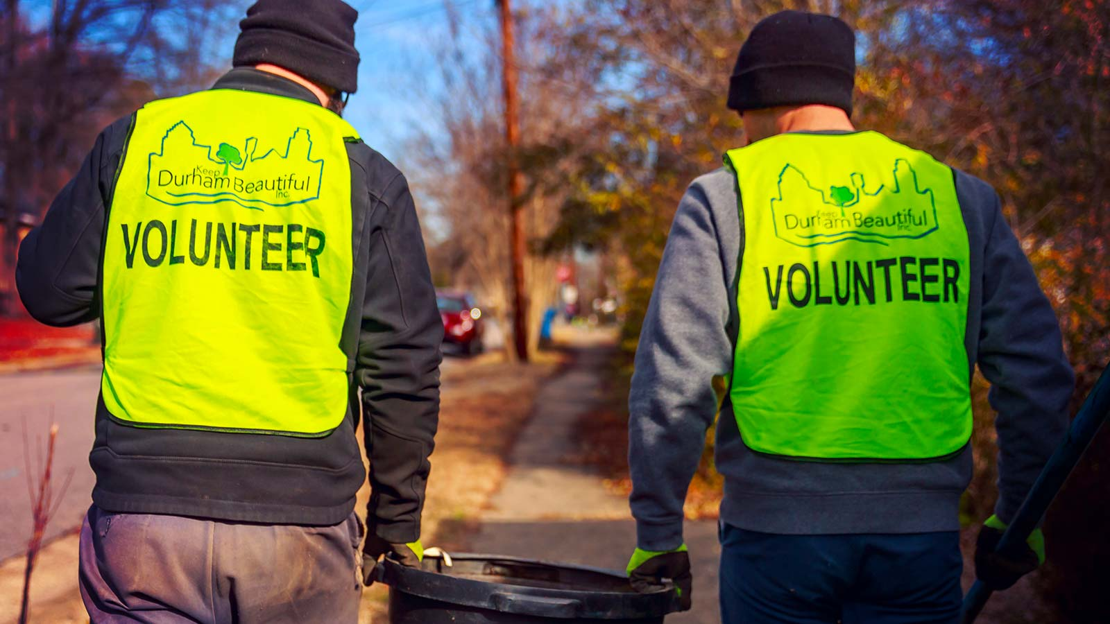 Brightening Up Neighborhoods Across Durham